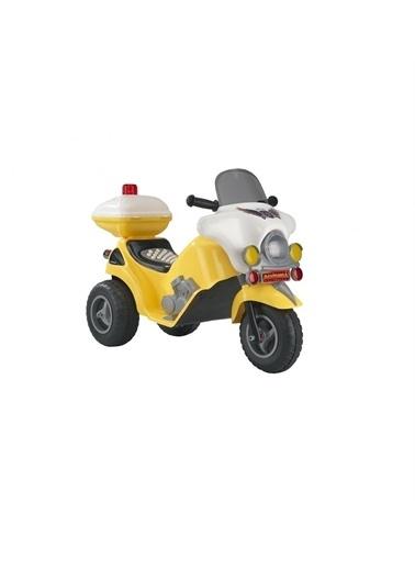 Baby2go Baby2Go 2092 3 Teker 6V Akülü Motor Sarı